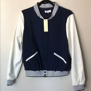Sugarlips Varsity Jacket